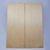 Tapa Armonica REF 1106 de Abeto Engelmann AAA para Guitarra