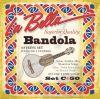 Cuerdas para Bandola  Mod: C-50. La Bella