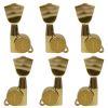 Clavijero 3L+3R Gold SG381-04
