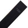 Diapason de Ebano REF 100. 500 x 70 x 8 mm. Calidad Especial AAA+