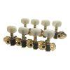 Clavijeros para Mandolina. Mod: 43.08.H. Gold