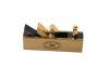 Mini Cepillo Block de Precisión Crown Miniature Planes. Thomas Flinn