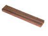 Pieza de Indian Rosewood para Puente de Guitarra