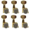 Clavijero con Locking MGT 6L Gold SG381-07