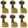 Clavijero 6L Gold SG381-05