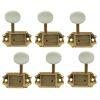 Clavijero 3L+3R Gold SD90-05MA