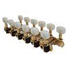 Clavijero Tiple. Mod: 42.08.H. Color: Gold (Gebr Van Gent B.V)