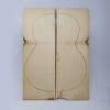 Tapa Armonica REF 1111 de Abeto Engelmann AAA para Guitarra