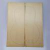 Tapa Armonica REF 1102 de Abeto Engelmann AAA para Guitarra