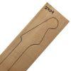 Mástil de Sugar Maple Flameado para Guitarra. Ref: 2709