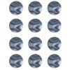 Dots de Abalone de 6 mm ( 12 pcs )