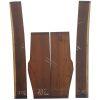 Set REF 702 de Aros y Fondo de Cocobolo para Guitarra