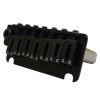 Tremolo Vintage. 7-String. Black. Mod: NS510TS-FE7 (63mm)