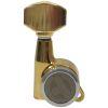 Clavija con Locking MGT 1L Gold SG381-07