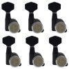 Clavijero con Locking MGT 6L Black SG381-07 1