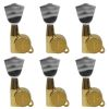 Clavijero 6L Gold SG381-04 Chrome