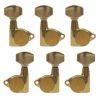 Clavijero 3L+3R Gold SG301-07