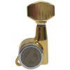 Clavija con Locking MGT 1R Gold SG381-07