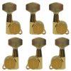 Clavijero 3L+3R Gold SG381-07
