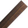 Lamina de Black Walnut 520 x 65 x 1.5 mm