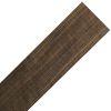 Lamina de Black Walnut de 550 x 60 x 2.8 mm