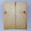 Tapa Armonica AA. REF 1200 de Abeto Engelmann para Guitarra