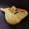 Cuerpo de Stratocaster Vintage Ash Americano