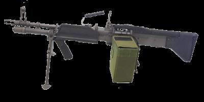 Réplica de soporte A&K AEG modelo MK431