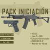 PACK INICIAL GLOCK 19 + GALIL SAR FULL METAL