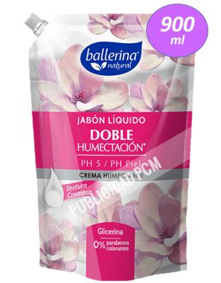 JABON BALLERINA CREMA HUMECTANTE1