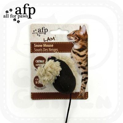 AFP Lamb Snow Mouse Souris