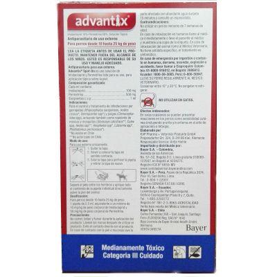 Advantix 10-25Kg