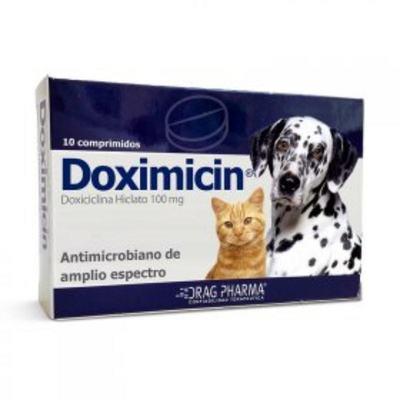 Doximicin 10 Comprimidos
