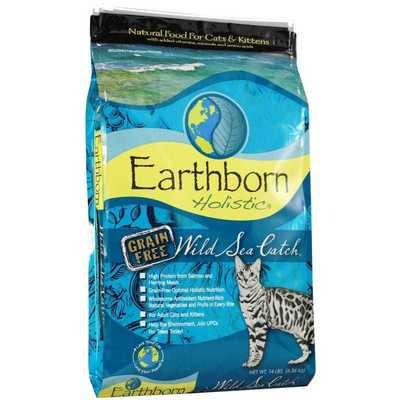 Earthborn Holistic WILD SEE CATCH