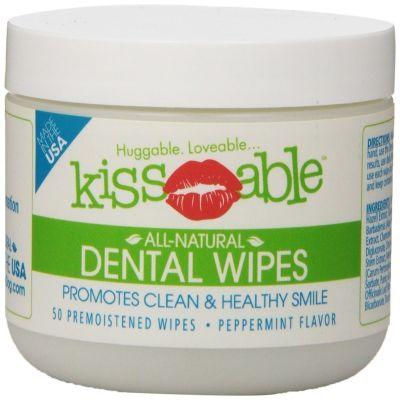 HAPPYTAILS Dental Wipes