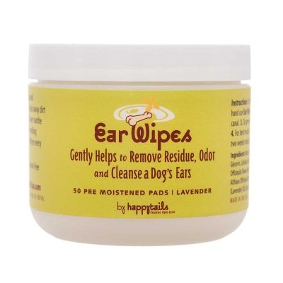 HAPPYTAILS Ear wipes