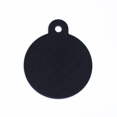 iMarc Aluminum Tag Circle
