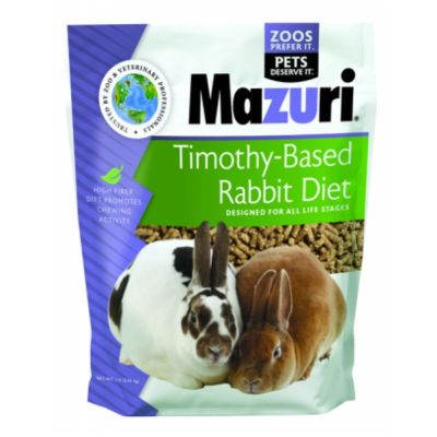 MAZURI Timothy Rabbit Diet