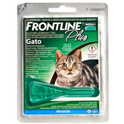 Frontline Plus Gato