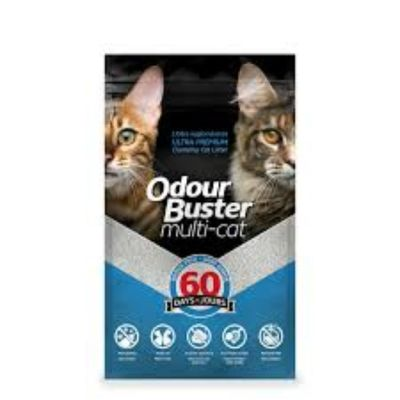Odour Buster Multi-Cat Cat Litter Arena