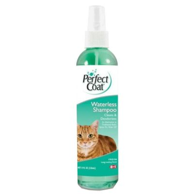 PERFECT COAT Waterless Shampoo Spray (Pump Spray)