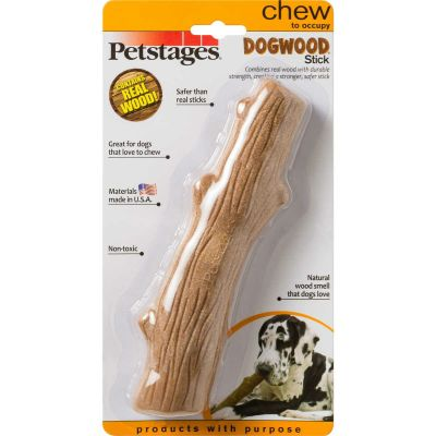 Petstages CHEWING Masticable madera DOGWOOD