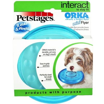 Petstages ORKA Mini Flyer