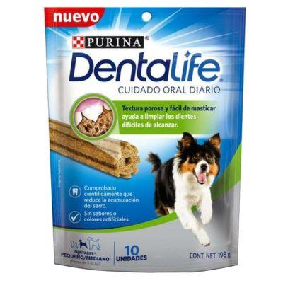 Purina Dentalife Perro Pequeno Mediano