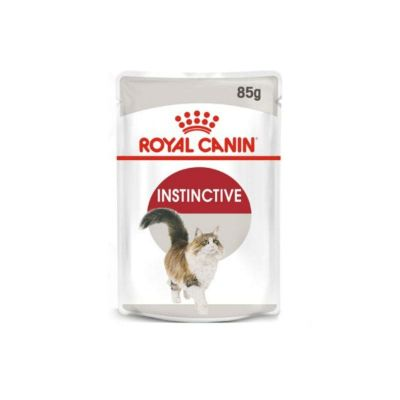 Royal Canin Adult Instinctive Pouch