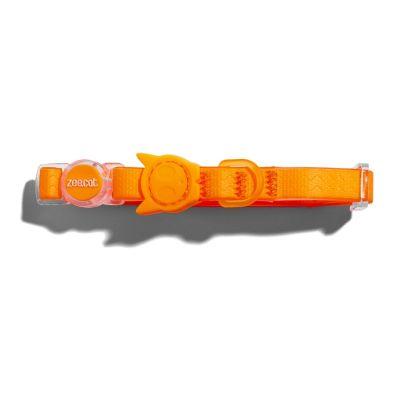 Collar Gato Neopro Tangerine