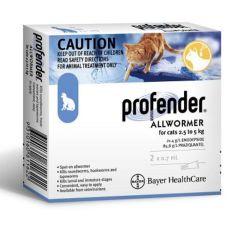 BAYER Profender Spot on