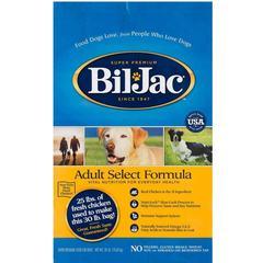 BIL-JAC ADULT SELECT DOG FOOD