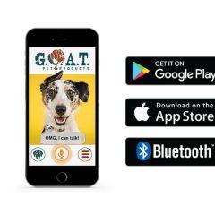 Goat G.O.A.T. Pet Speaker