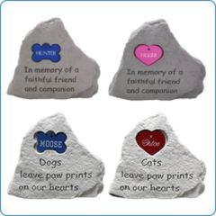 iMarc Memorial Stones Bone Tag